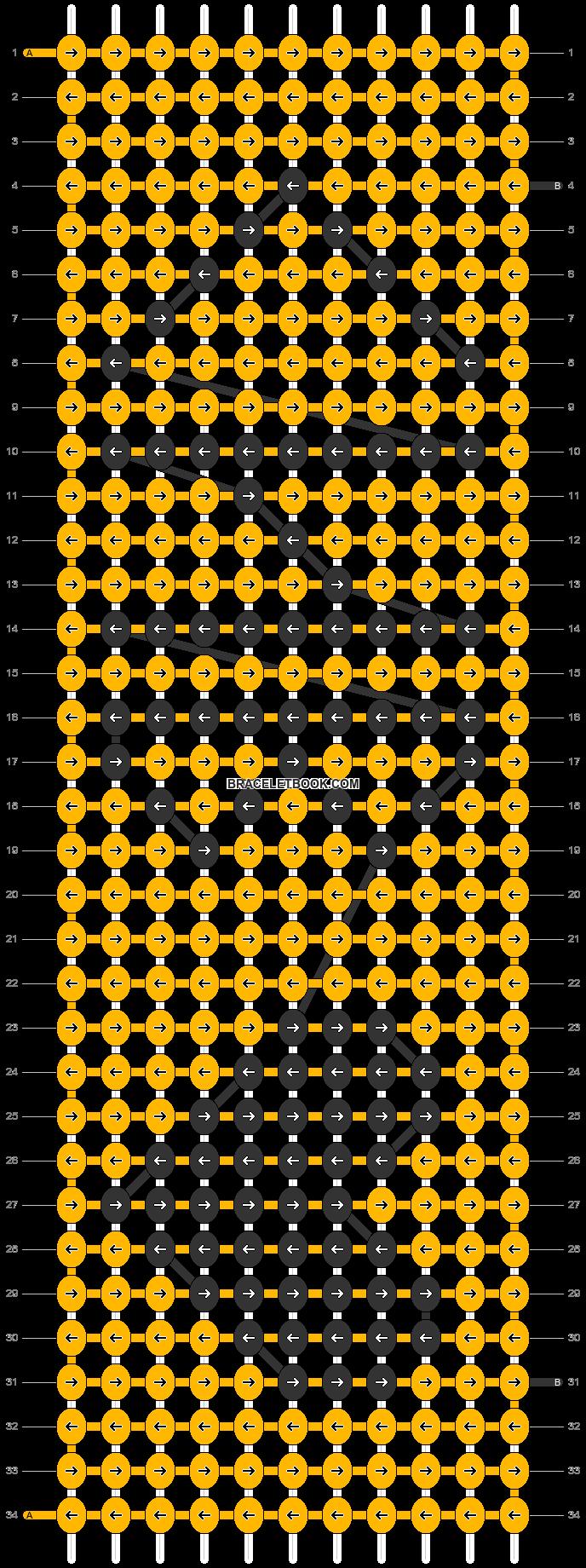 Alpha pattern #16927 pattern