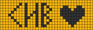 Alpha pattern #16927