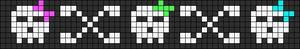 Alpha pattern #16929