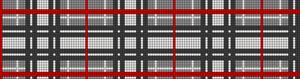 Alpha Friendship Bracelet Pattern #16939