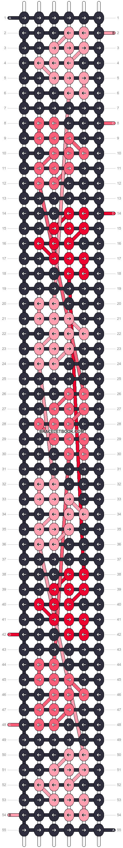 Alpha pattern #16942 pattern