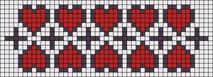 Alpha pattern #16944