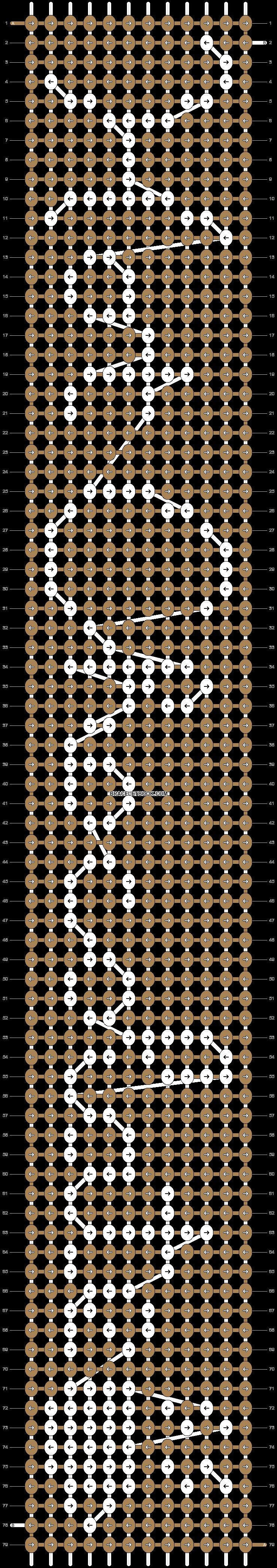 Alpha pattern #16953 pattern