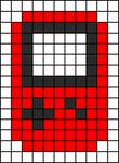 Alpha pattern #16960