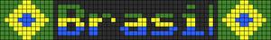 Alpha pattern #16984
