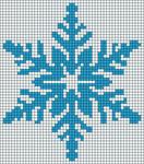 Alpha pattern #16985