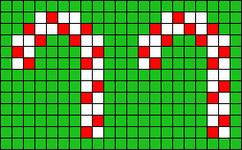 Alpha pattern #16991