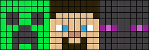 Alpha pattern #16997