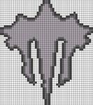 Alpha pattern #17003