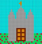 Alpha pattern #17019