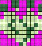Alpha pattern #17042