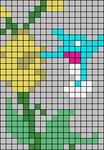 Alpha Friendship Bracelet Pattern #17044