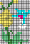 Alpha pattern #17044