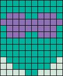 Alpha pattern #17046