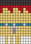 Alpha pattern #17047