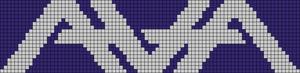 Alpha Friendship Bracelet Pattern #17049