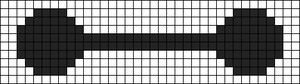 Alpha pattern #17067
