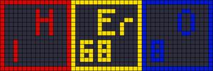 Alpha pattern #17072