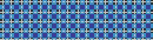 Alpha Friendship Bracelet Pattern #17075