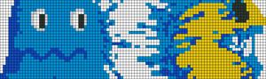 Alpha Friendship Bracelet Pattern #17079
