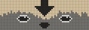 Alpha pattern #17080