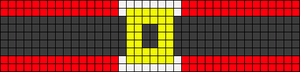 Alpha pattern #17082