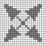 Alpha pattern #17084