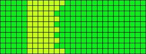 Alpha Friendship Bracelet Pattern #17115