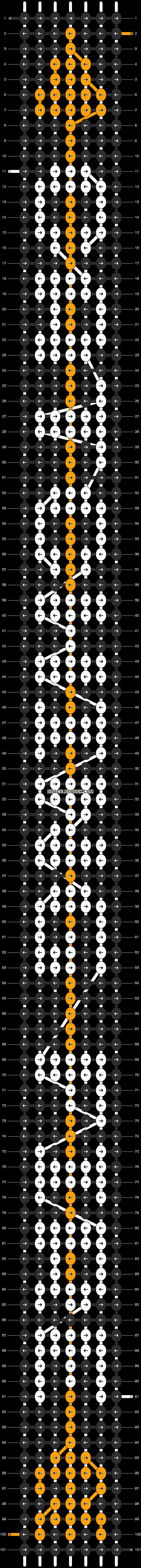 Alpha pattern #17133 pattern