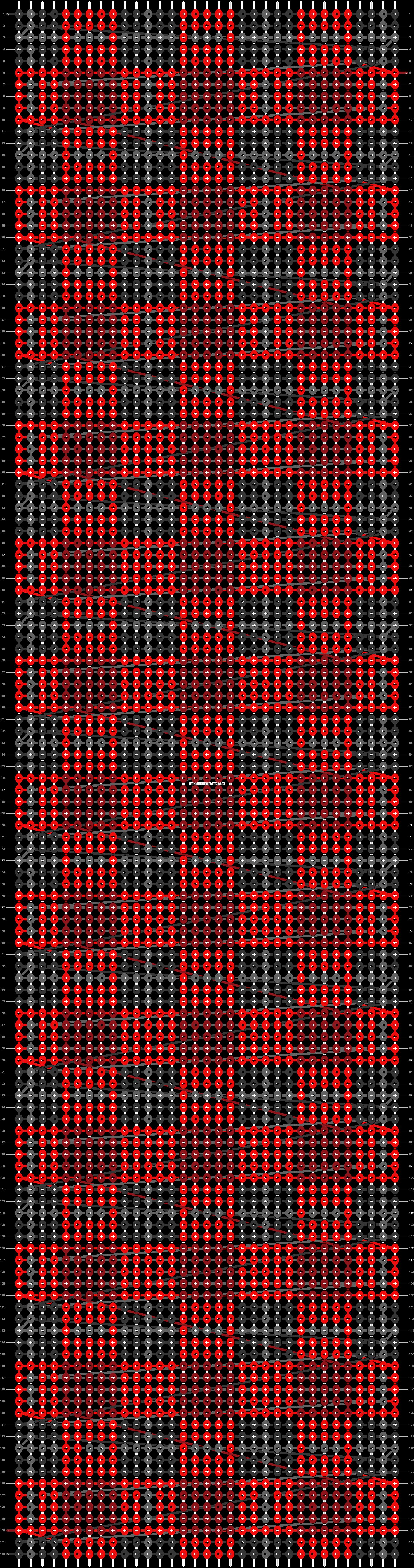 Alpha pattern #17136 pattern