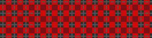 Alpha pattern #17136