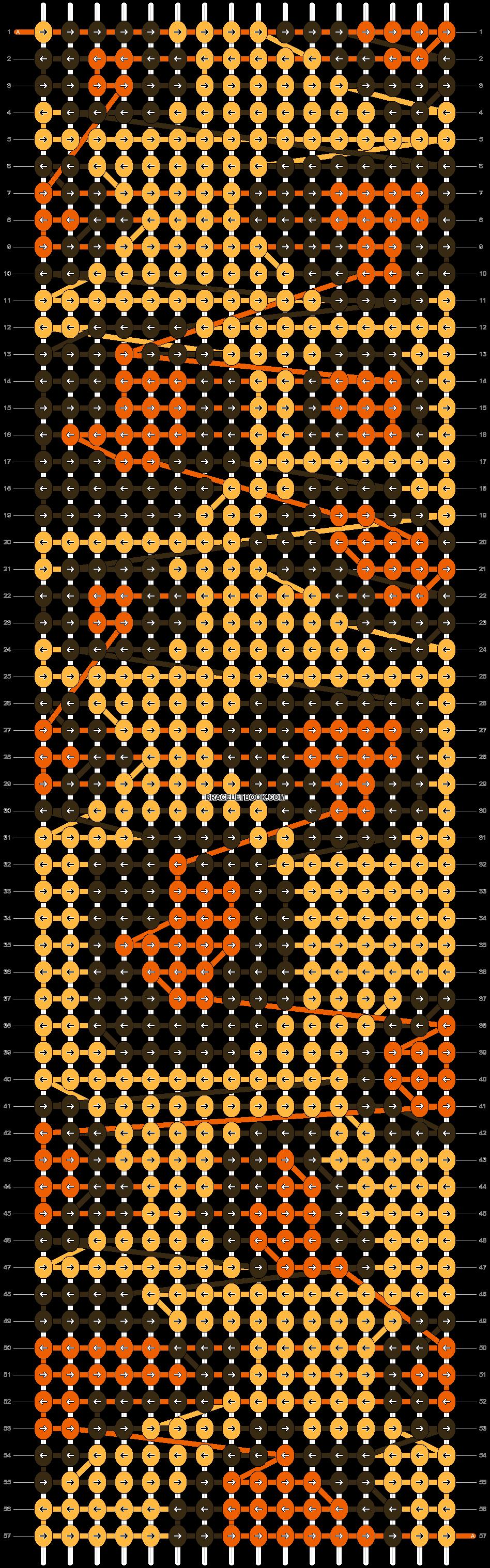 Alpha pattern #17139 pattern