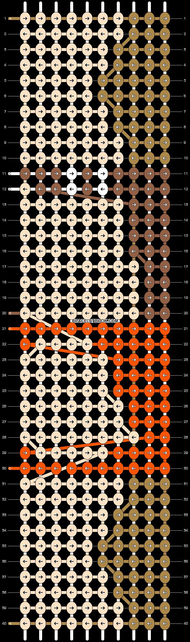 Alpha pattern #17149 pattern