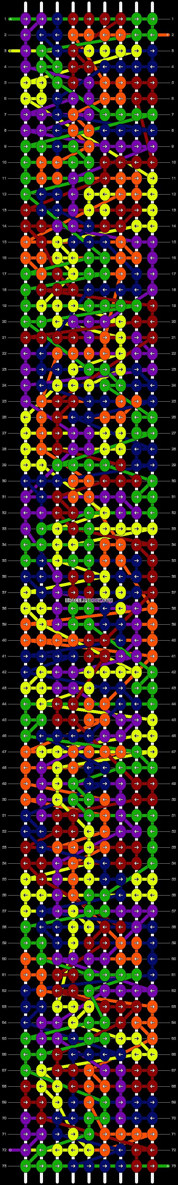 Alpha pattern #17155 pattern