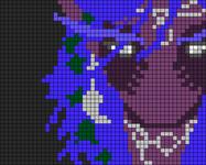 Alpha pattern #17160