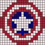Alpha pattern #17163
