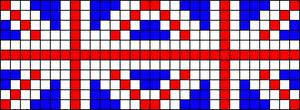 Alpha pattern #17164
