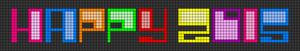 Alpha pattern #17166