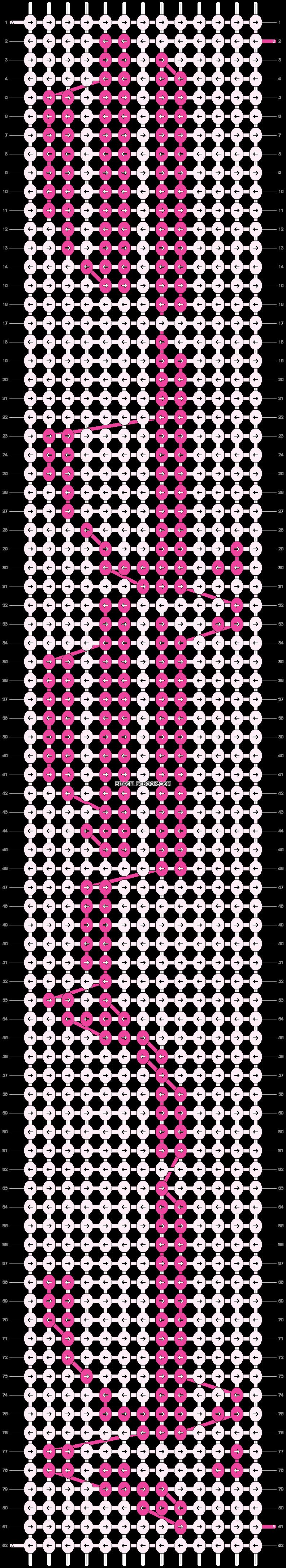 Alpha pattern #17171 pattern