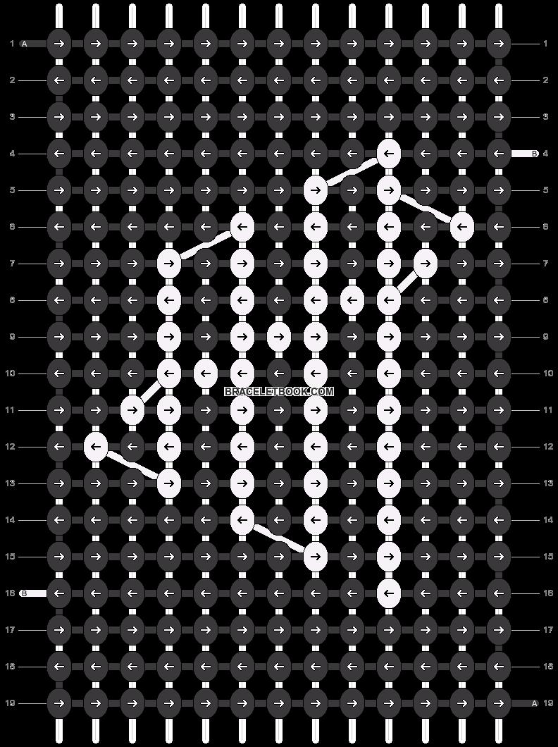 Alpha pattern #17173 pattern