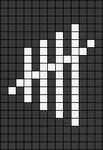 Alpha pattern #17173