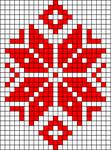 Alpha pattern #17176