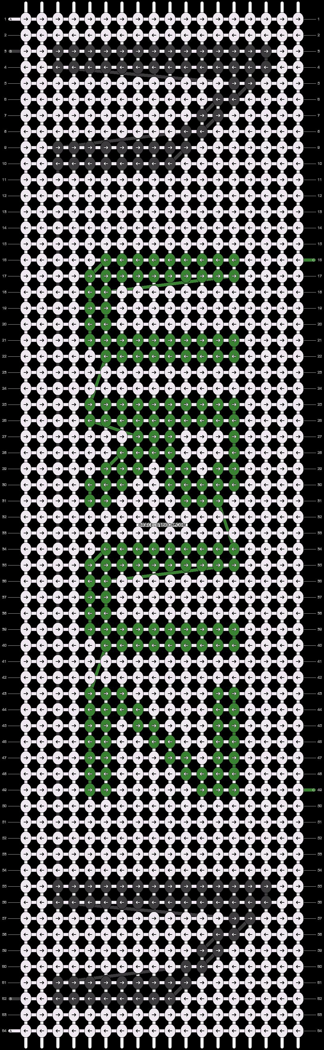 Alpha pattern #17183 pattern