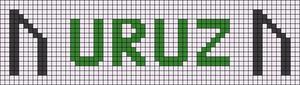 Alpha pattern #17183