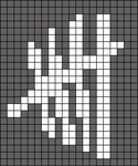 Alpha pattern #17185