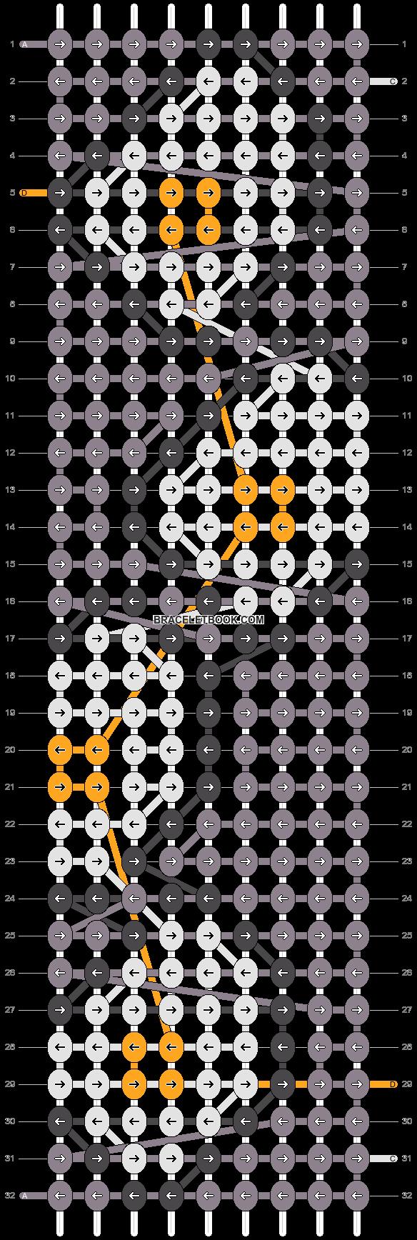 Alpha pattern #17188 pattern