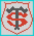 Alpha pattern #17193