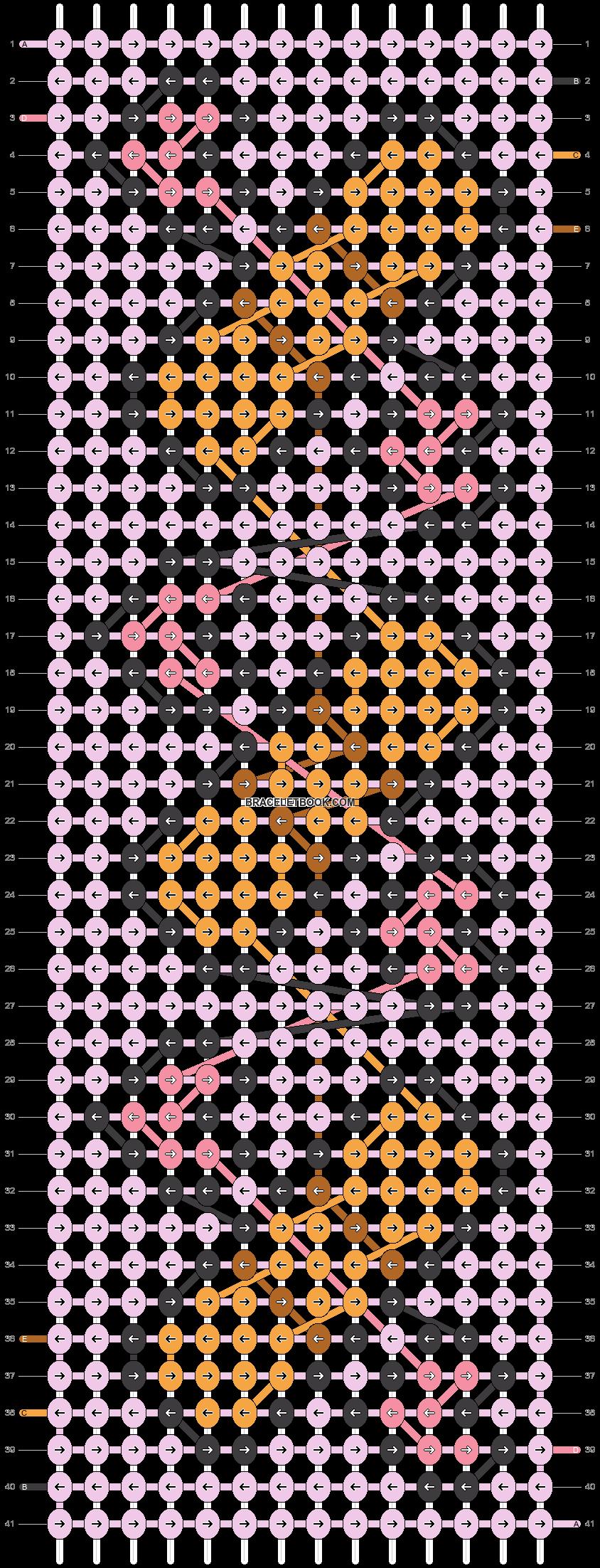 Alpha pattern #17196 pattern