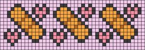 Alpha pattern #17196