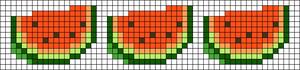 Alpha pattern #17197